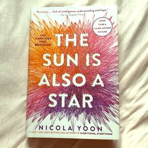 Sun is also a Star Book